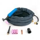 Сварочная горелка для аргонодуговой сварки TIG WP18 (водяное охлаждение)