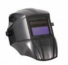 Сварочная маска Mitech Black Carbon