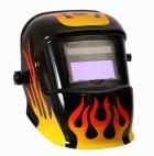 Сварочная маска Mitech Black Flame